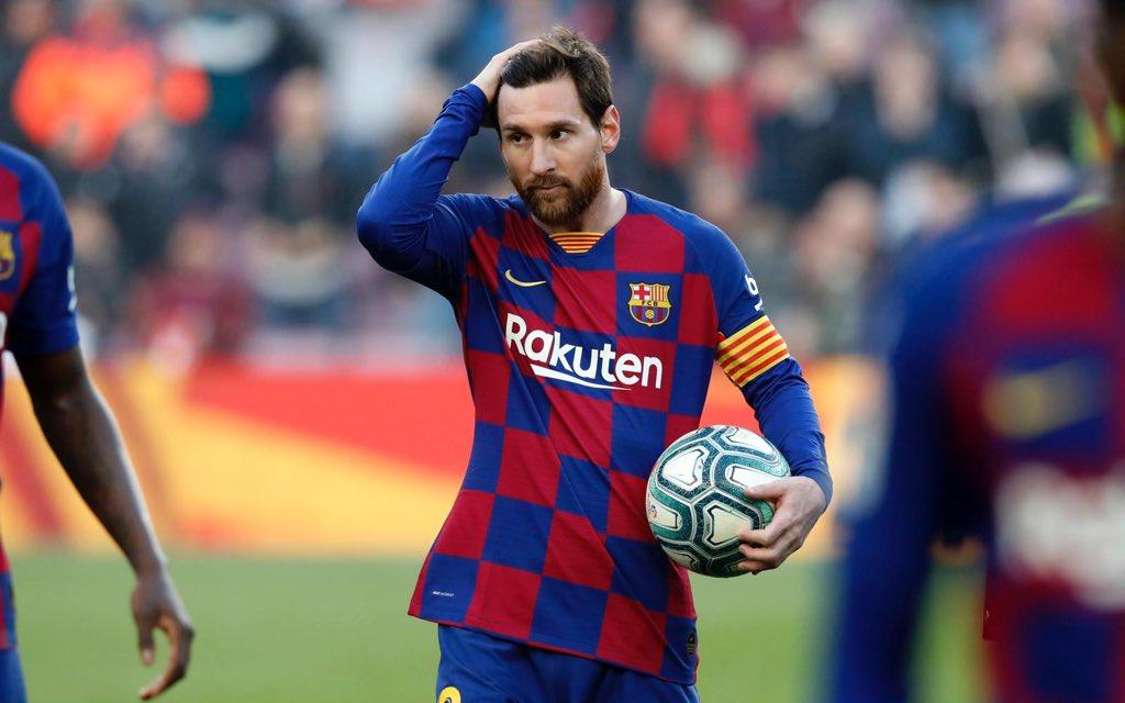 Imprensa argentina afirma que Messi deixará o Barcelona após 20 anos