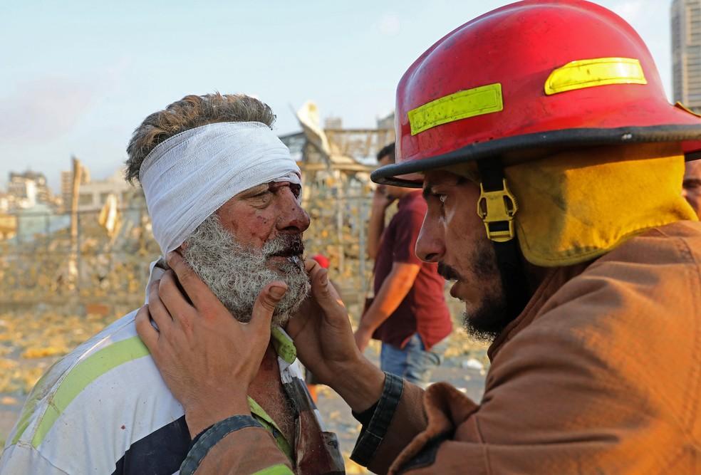 Explosão no Líbano causa mortes e deixa milhares feridos