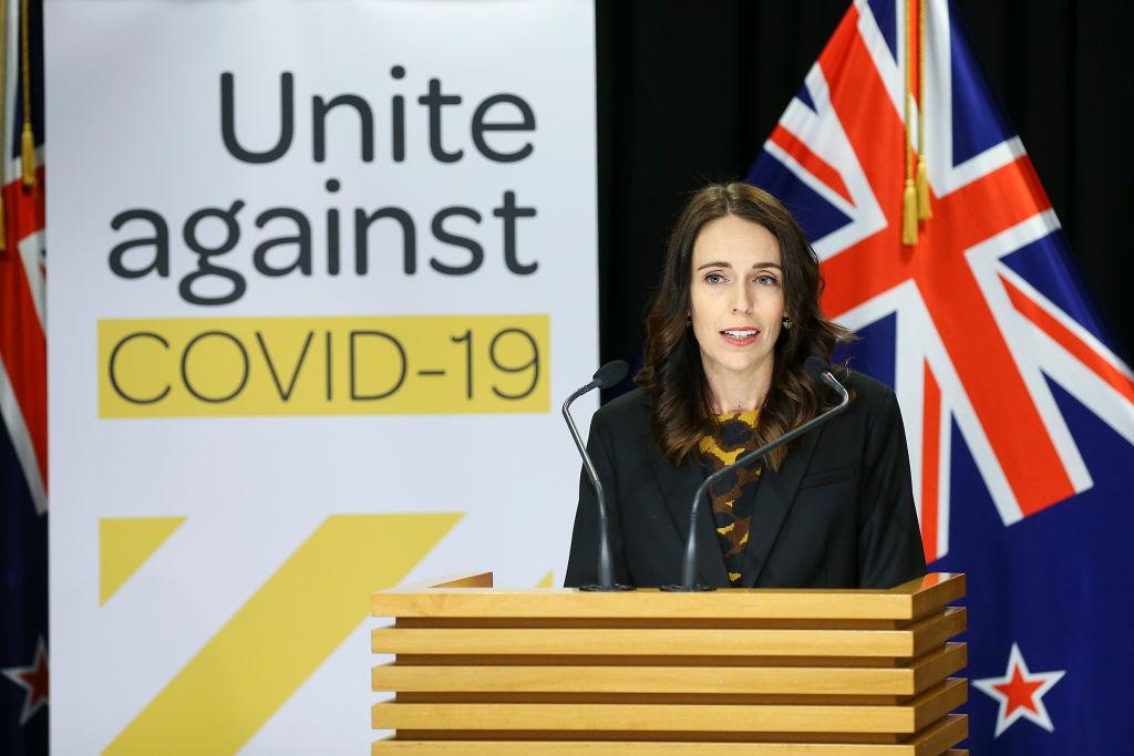 Jacinda Ardern: favorita para as próximas eleições da Nova Zelândia