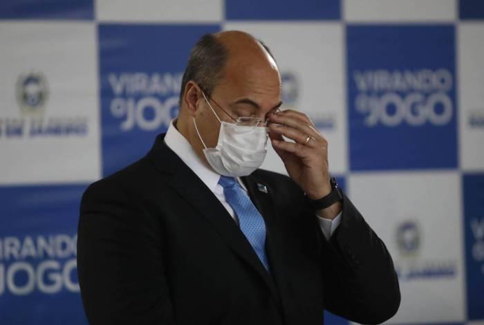 Caso Witzel - Governador cobrava 10% de estados para repassar verba da saúde