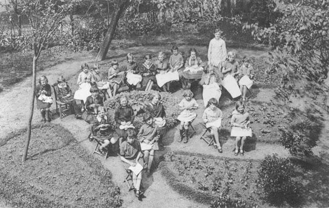 Escolas ao ar livre do século XIX podem voltar no 'novo normal' da educação