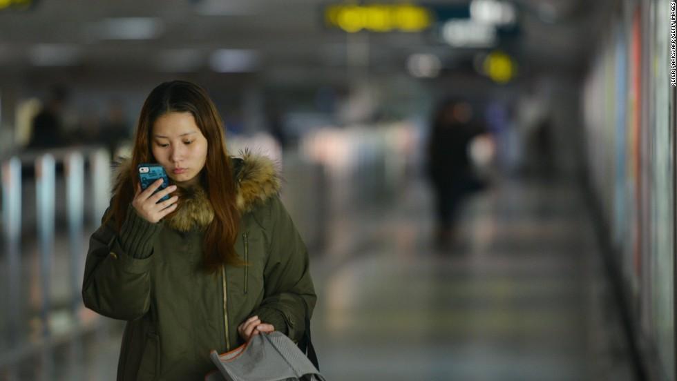Popularidade do WeChat cresce na China enquanto e-mail é ignorado