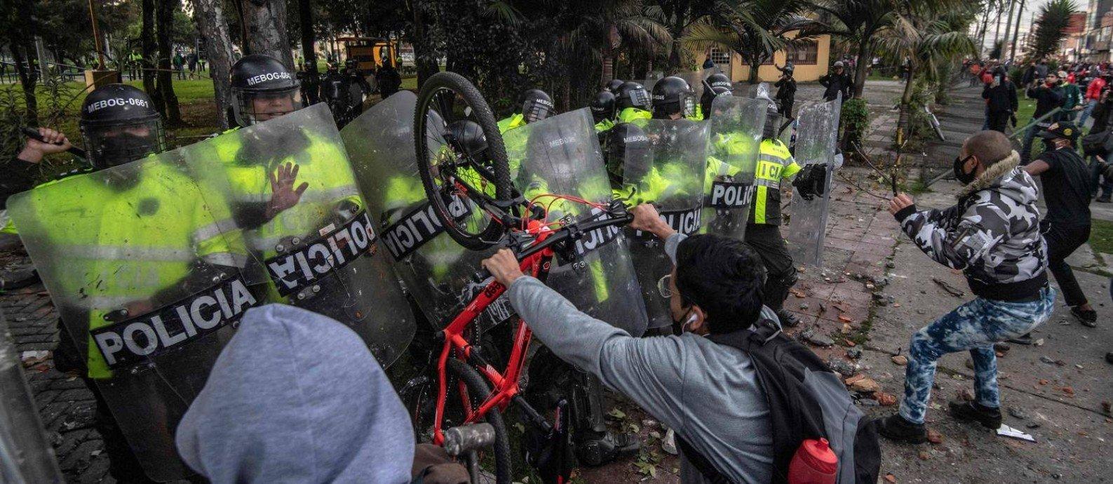 Chacinas na Colômbia evidencia crise de segurança no país