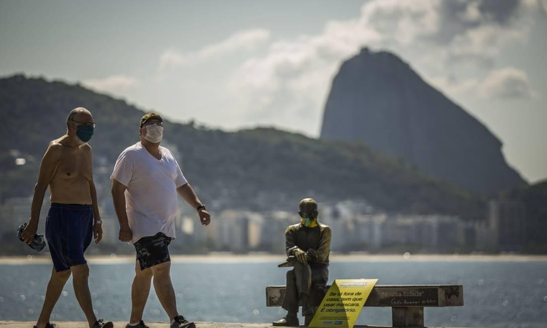 Economia do Rio: pandemia acirrada e eventos cancelados prejudicam