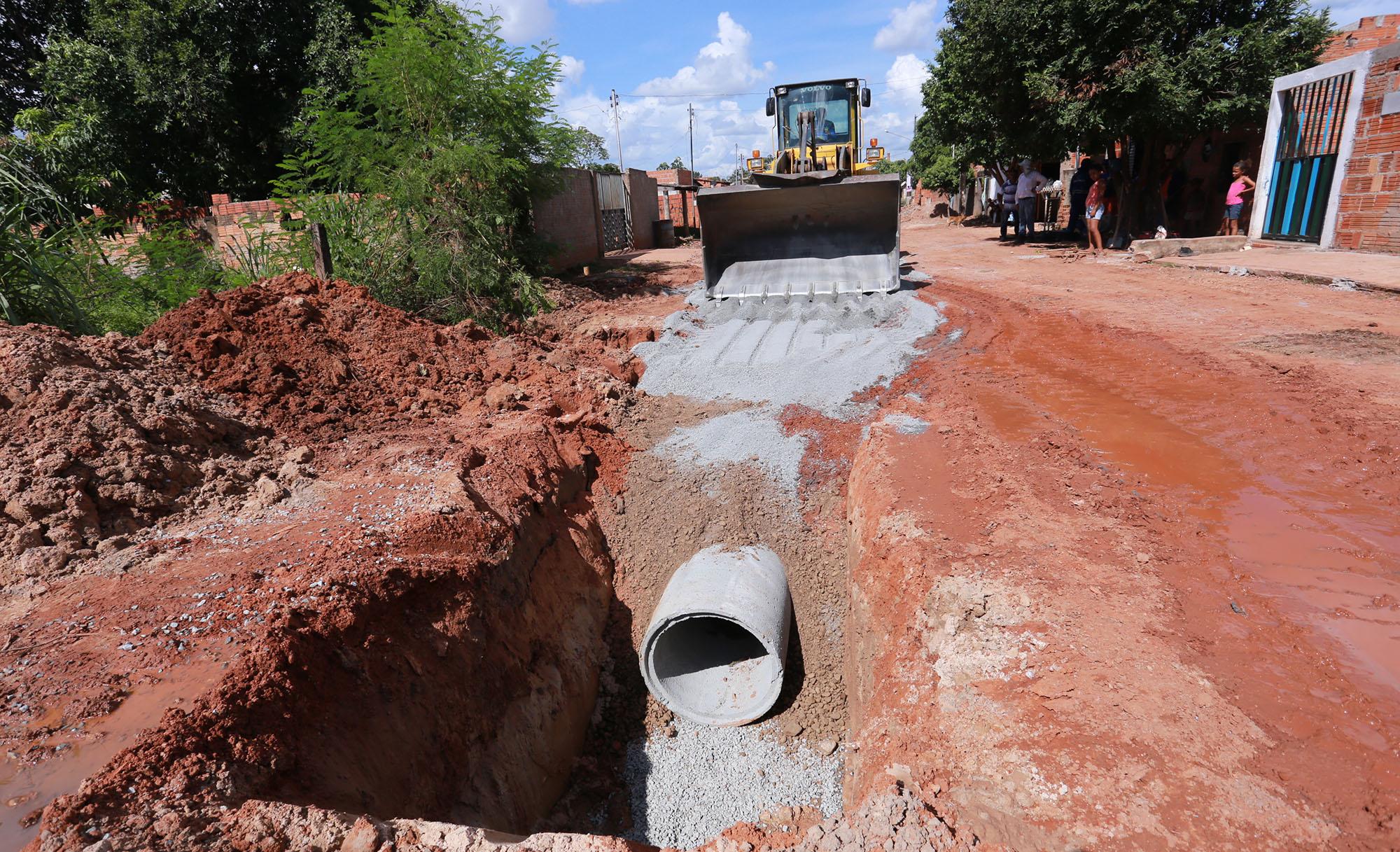 Apenas 32% da  população de municípios médios possui saneamento básico