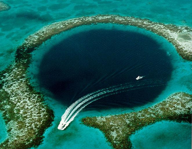Conheça os misteriosos 'buracos azuis' do Golfo do México