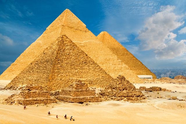 Conheça as 7 maravilhas do mundo antigo