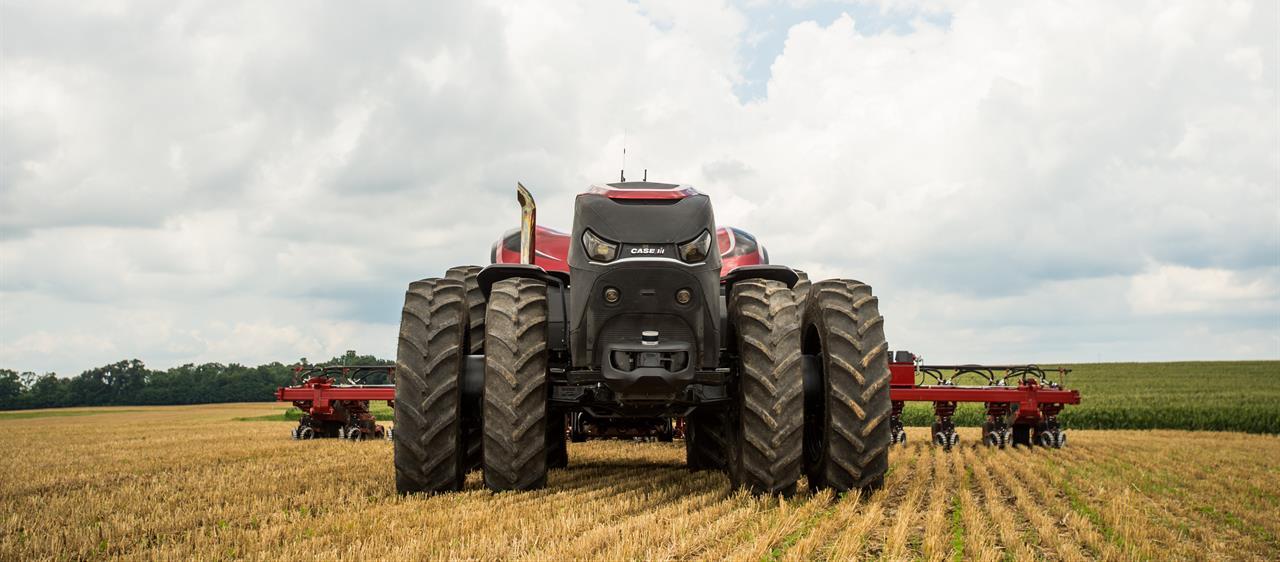 Máquinas agrícolas estão próximas da autonomia completa