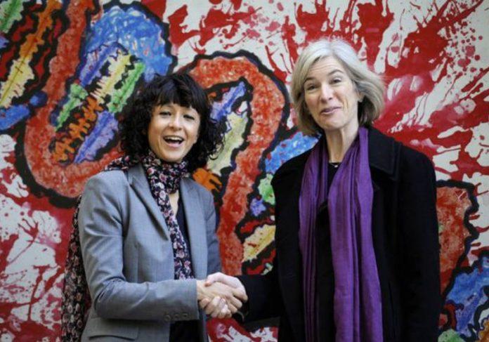 Pela primeira vez duas mulheres ganham juntas o Nobel de Química