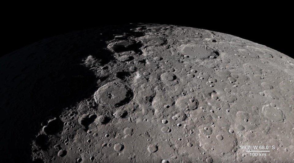 Missão Change'e é concluída com sucesso e foguete pousa em solo lunar